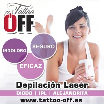 Depilación láser: Un tratamiento cómodo, rápido y eficaz