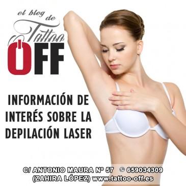 Información de interés sobre la depilación laser diodo