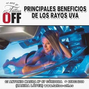 Principales beneficios de los rayos UVA