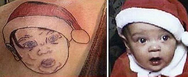 santa-baby-portrait-worst-tattoos-nailed-it