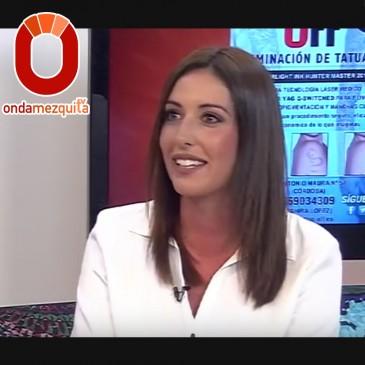 Entrevista en Onda Mezquita a Zahira López |TATTOO OFF|